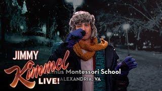 Chris Pine Sings School Closures