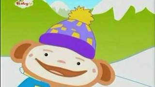 Oliver-Skiing-Baby TV