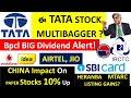ఈ TATA Stock ని study చేయండి ? | IOCL STOCK, BPCL STOCK, VODAFONE IDEA STOCK, IRCTC STOCK, SBI CARDS