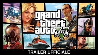Grand Theft Auto V: Il trailer ufficiale