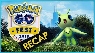 Pokemon GO Fest 2018 Highlights