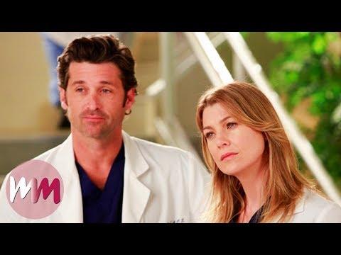 Top 10 Grey's Anatomy Couples