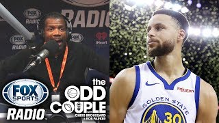 """Does Steph Curry Belong in the """"BEST IN THE WORLD"""" Conversation?"""