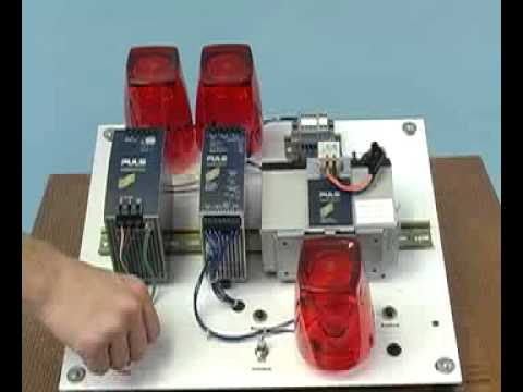 PULS DC-UPS System