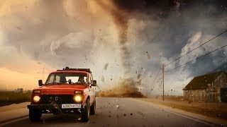 [Commercial with Niva] Gift 4 repost. Tornado, Commercial with LADA Niva. КОНКУРС ЗА РЕПОСТ!