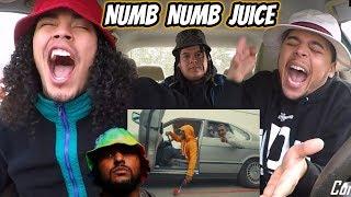 ScHoolboy Q - Numb Numb Juice [Official Music Video] REACTION REVIEW