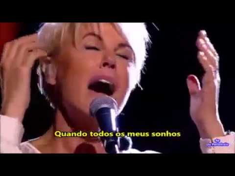 Dana Winner - One Moment In Time (live) Legenda em Português