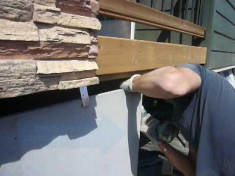 How To Install Duraskirt Concrete Skirting Panels For