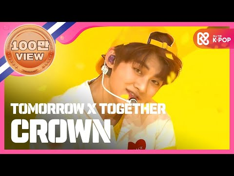 Show Champion EP.307 TOMORROW X TOGETHER - CROWN