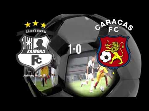 Zamora vs Caracas