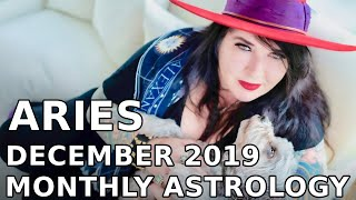 Aries Monthly Astrology Horoscope December 2019 1