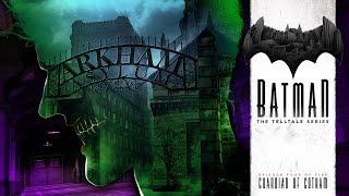 Batman - The Telltale Series - Episode 4: 'Guardian of Gotham' Trailer