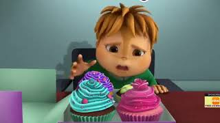 ALVINNN and the Chipmunks Get Busy [NEW]