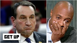 Jay Williams is heartbroken over Duke's blowout loss vs. NC State | Get Up
