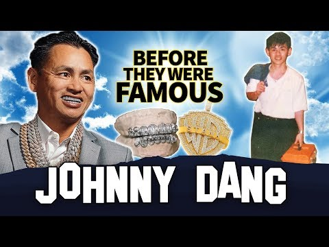 Johnny Dang | Before They Were Famous | The King of Bling Biography