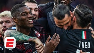 How Zlatan Ibrahimovic has given AC Milan something to rally around | Serie A