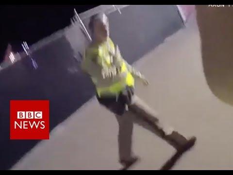 Las Vegas shooting: Bodycam footage released-Exclusive