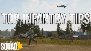 TOP INFANTRY TIPS TO BE A BETTER SQUAD PLAYER