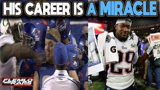 What Happened to LeGarrette Blount? (His One Of a Kind NFL Career Will NEVER Be Duplicated)