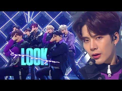 《Comeback Special》 GOT7(갓세븐) - Look @인기가요 Inkigayo 20180318