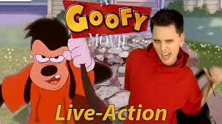Live Action A Goofy Movie - After Today (IRL Shot-for-Shot Remake)
