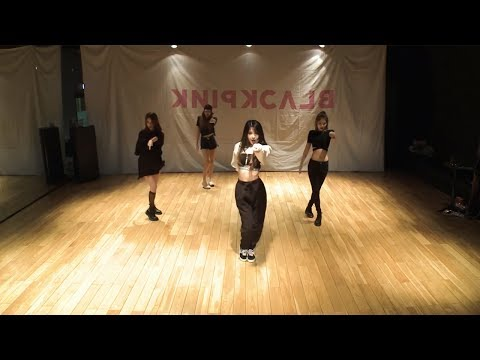 BLACKPINK - 마지막처럼 (AS IF IT'S YOUR LAST) Dance Practice (Mirrored)