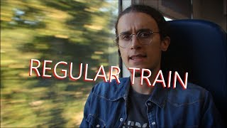 Ozzy Osbourne - Crazy Train (ACOUSTIC COVER... IN A TRAIN)