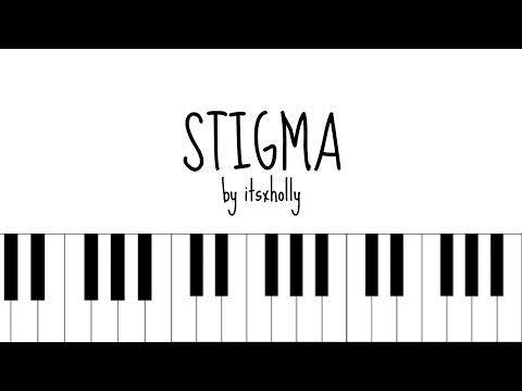 STIGMA - BTS - Piano Tutorial