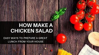 ★EASY WAYS TO PREPARE A GREAT LUNCH FROM YOUR HOUSE★    -   HogarTv por Juan Gonzalo Angel
