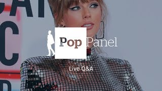 The political power of Taylor Swift + more | Join the POP Panel discussion