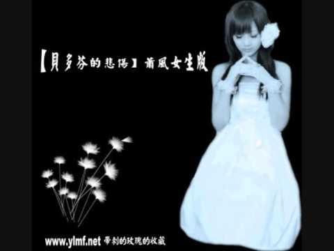 贝多芬的悲伤女生版-萧风 (Beethoven's grief- xiao feng)