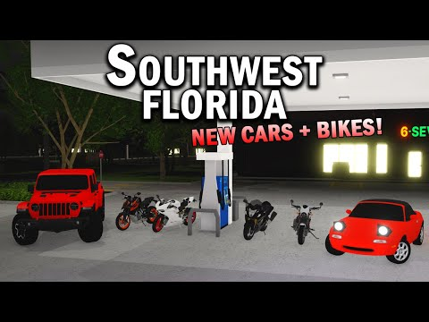 NEW MOTORCYCLES!!! || ROBLOX - Southwest Florida