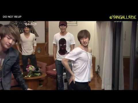 [HD] Eunhyuk dancing to How Dare You (Sistar) @ Pattaya