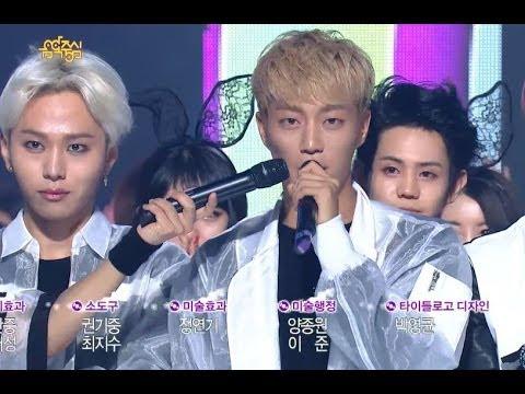 【TVPP】BEAST - Good Luck + Winner of the week, 비스트 - 굿 럭 + 1위 소감 @ Show! Music Core Live