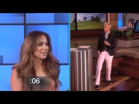 Ellen and Jennifer Lopez Dance-Off!