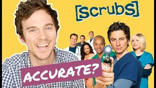 SCRUBS - My Lunch   DOCTOR review / reaction