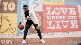 Zion Williamson Is The Future of Basketball   SLAM Profiles