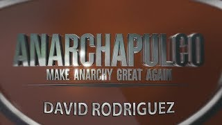 Make State Schools Obsolete - David Rodriguez at Anarchapulco 2018