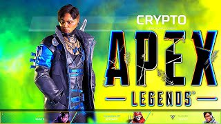 Apex Legends - Crypto Gameplay Win (No commentary)