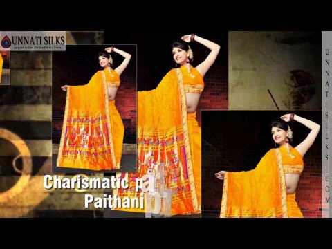 Unnati Silks Pure Silk Sarees Online