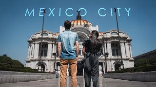 MEXICO CITY BLEW OUR MINDS...   Best city in the world!?