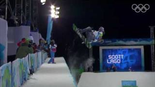 Shaun White Wins Men's Half Pipe Snowboarding - Vancouver 2010 Winter Olympics