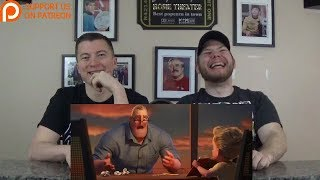 Incredibles 2 Official Trailer REACTION!