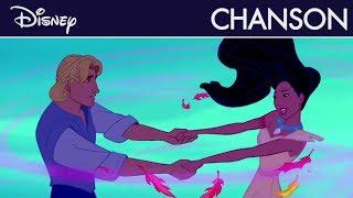 Pocahontas, une légende indienne - L'air du vent I Disney