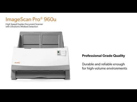 Ambir ImageScan Pro 960u ADF Scanner