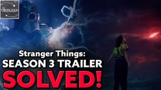 Stranger Things: The New Monster Explained! - Season 3 Trailer Breakdown [Theory]