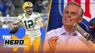 Colin Cowherd makes his picks for the NFC and AFC Divisional Round Playoffs | NFL | THE HERD