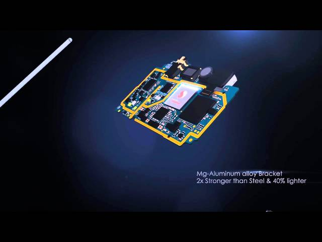Belsimpel-productvideo voor de Wiko Rigde Fab
