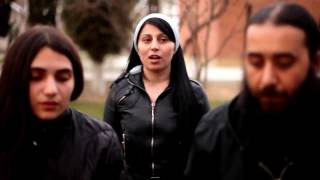 Father Serafim Chants Psalm 50 In Aramaic
