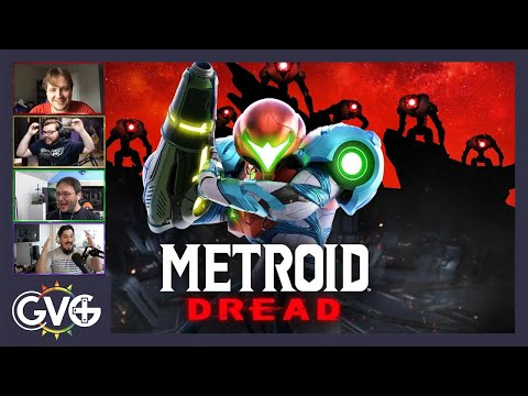 We Lose Our Minds at the Metroid Dread Reveal! - Nintendo Direct Reaction